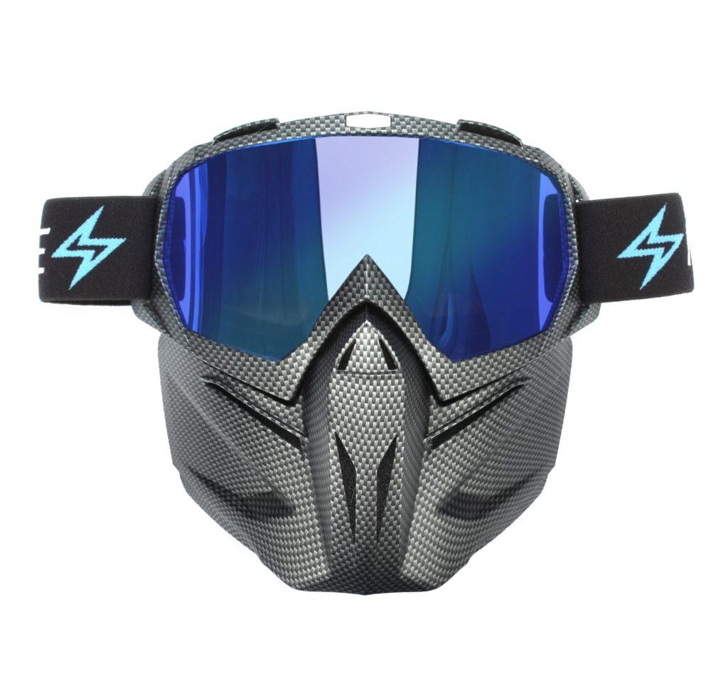 maska narciarska snowboardowa interwave