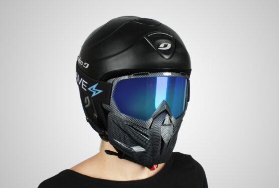 gogle narciarskie z maską interwave