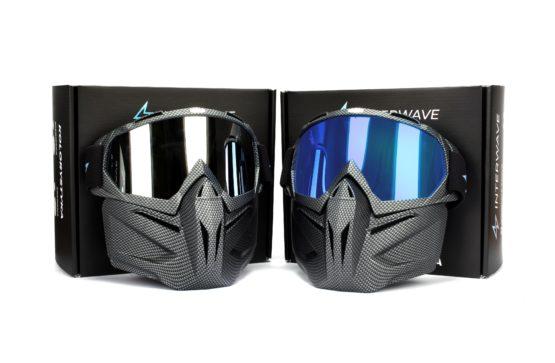 maska interwave kolory